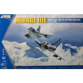 Dassault Mirage IIIE/EA/O/R/RD