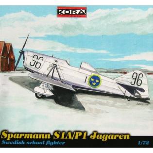 S1A / P1 Sparmann jagaren
