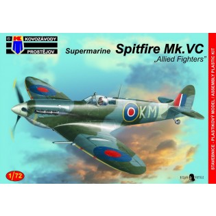Spitfire Mk.VC, Allied Fighter Aces