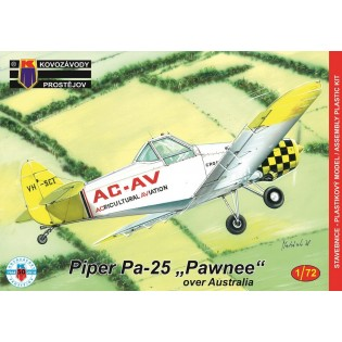 Piper PA-25 Pawnee over Australia