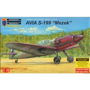 Avia S-199, Premium NEW MOULD!