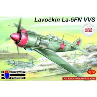 Lavochkin La-5FN VVS