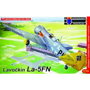 La-5FN Captured Planes