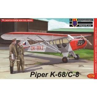 Piper L-4 K-68/C-8 CZ, NEW TOOL
