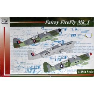 Fairey Firefly Mk I