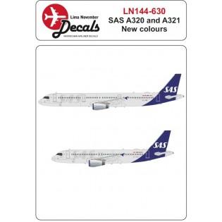 SAS new cs Airbus A320/A321