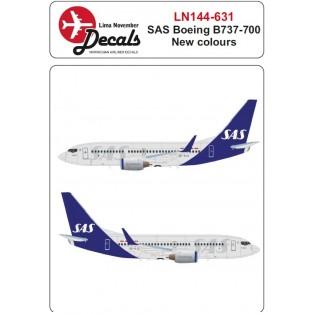 SAS new cs Boeing 737-700