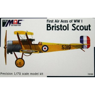 Bristo Scout, First Aces of WWI)
