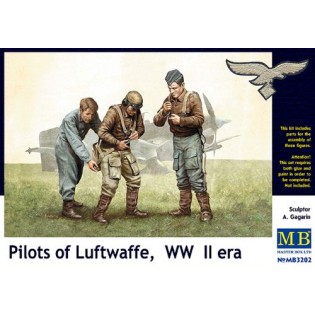 Pilots of Luftwaffe, WWII Era