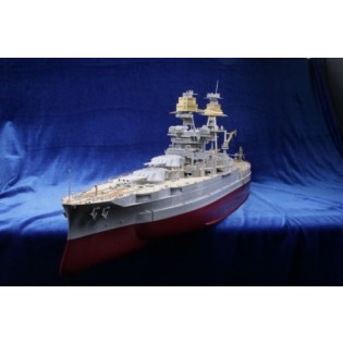 USS Arizona BB-39 1941 detail set DE LUXE PACK