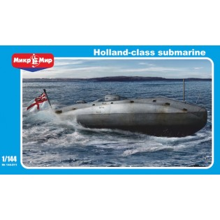 Holland Class British submarine