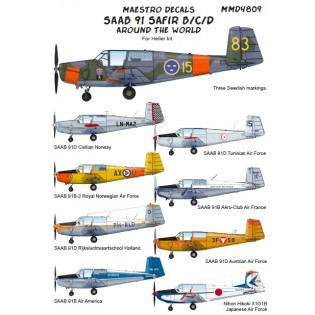 SAAB Safir International SE INFO
