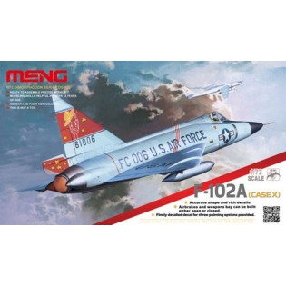 Convair F-102A (Case X)