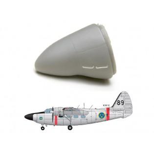 Tp83 Pembroke radar nose B