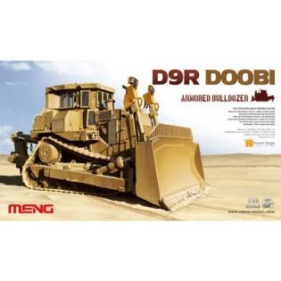 D9R Doobi Armoured Bulldozer.