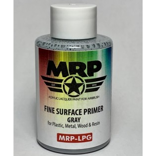 Fine surface primer gray 50 ml
