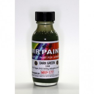 Mörkgrön 326M Viggen splinter camo 30 ml