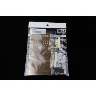 Bismark/Bismarck 1941 accessory detail-up set (TRU)