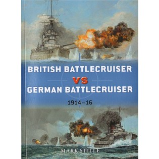 British Battlecruiser vs German Battlecruiser 1914-16