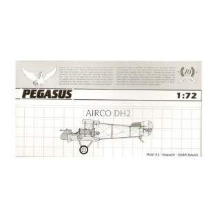 Airco DH-2 - The classic RFC pusher