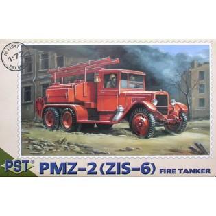 PZM-2 (Zis-6) fire tanker
