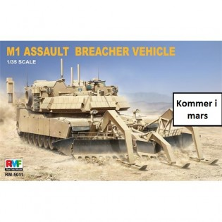 M1 Assault Breacher Vehicle