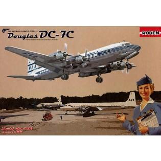 Douglas DC-7C PANAM