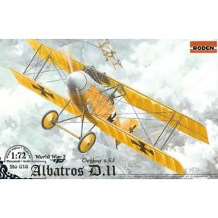 Albatros D.II Oeffag s.53