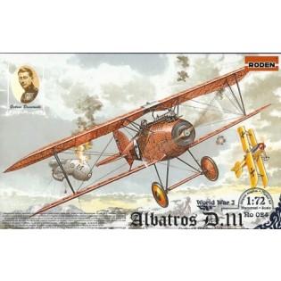 Albatros D.III Oeffag s153 (early)