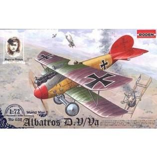 Albatros D.V/D.a