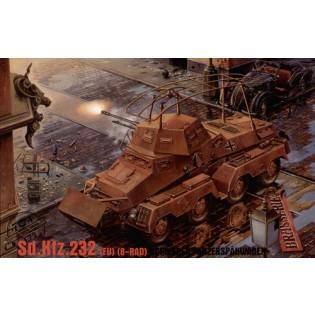 SdKfz 232 (FU) (8-Rad) Schwerer Panzerspähwagen