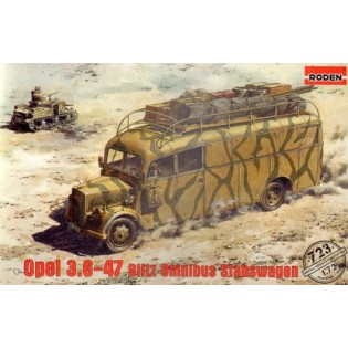 Opel 3.6-47 Blitz Stabswagen