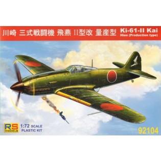 Ki-61-II Kai production type