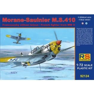 Morane-Saulnier MS.410 France, Finland