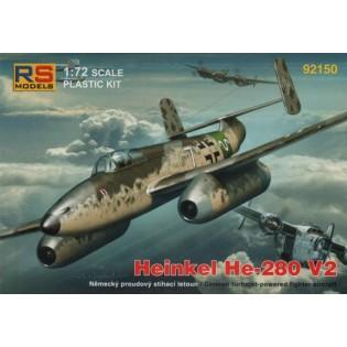Heinkel He 280V-2