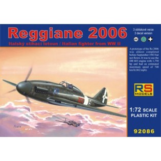 Reggiane Re.2006 What if Sweden!