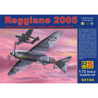 Reggiane Re.2005 What If edition