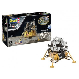 Apollo 11 Eagle Lunar Module (50th Anniversary of the Moon Landing)