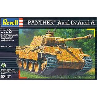 PzKpfw Ausf.A/D Panther Sd.Kfz.171