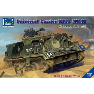Universal Carrier MMG Mk.II (.303 Vickers MMG Carrier)