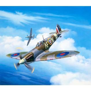 Spitfire Mk.IIa NEW TOOL