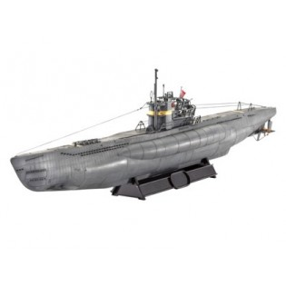 U-Boat Type VIIC Atlantic Version