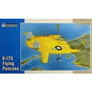 Vought V-173 Flying Pancake/Flapjack
