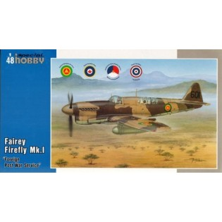 Fairey Firefly FR Mk.I Foreign Post War Service