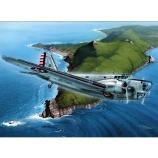 Douglas B-18A Bolo - At War
