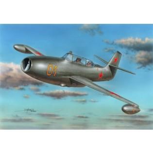 Yak-23UTI Flora Two-Seater