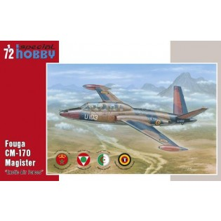 Fouga Magister Exotic Air Forces