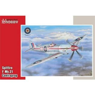 Spitfire F Mk.21 Contraprop