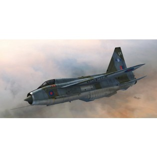 BAC/EE Lightning T Mk.5,  3 decal opt.