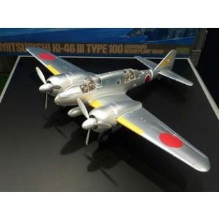 Ki-46 III type 100 Dinah METALLIC EDITION